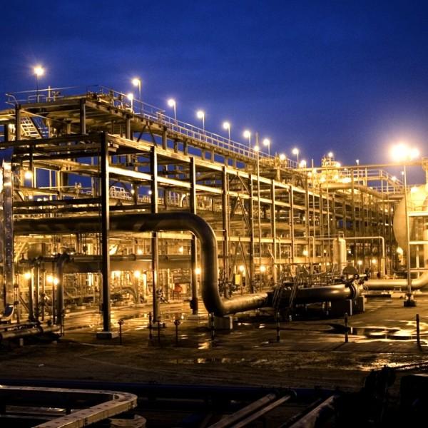 Fadhili Gas Plant